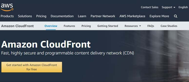 """Amazon CloudFront"""