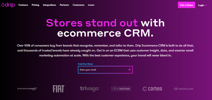 drip-crm-popular-crm-software