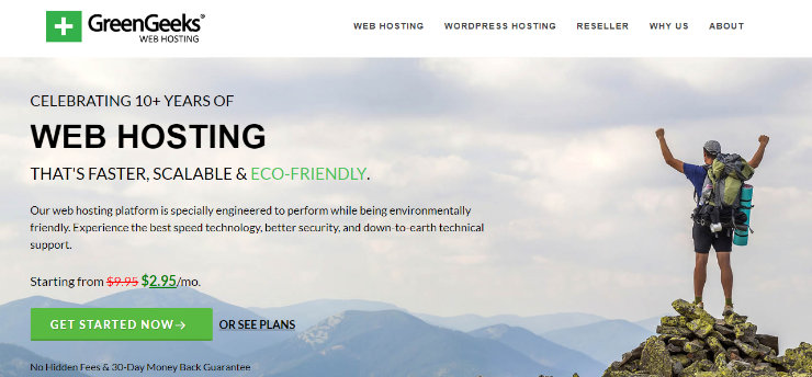 GreenGeeks-web-hosting