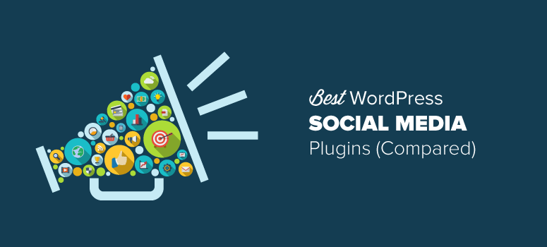 I migliori plugin per social media per WordPress