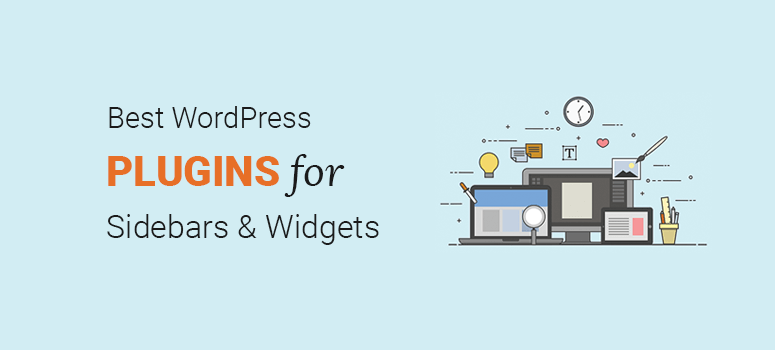 I migliori plugin WordPress per barre laterali e widget