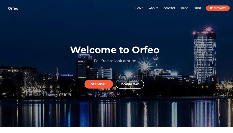 orfeo-wordpress-theme