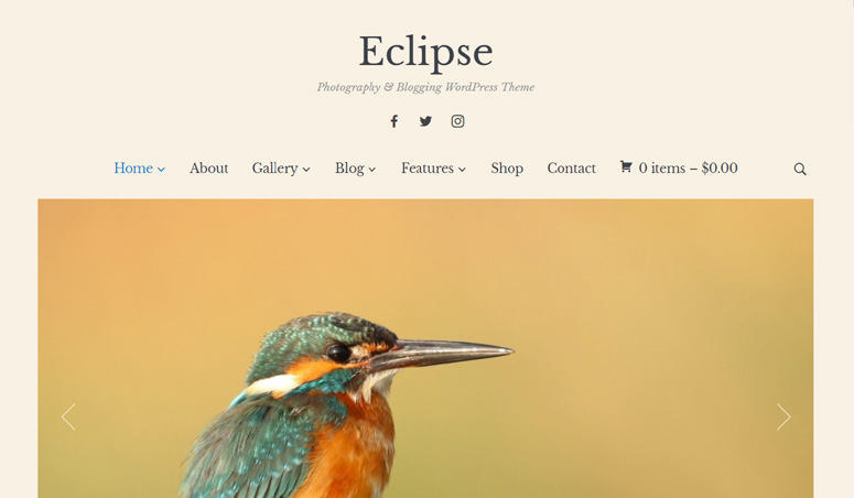 eclipse-wordpress-þema