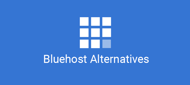 alternative bluehost