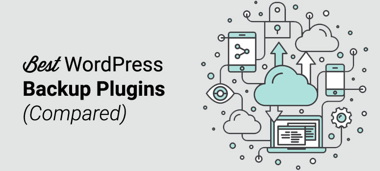beste WordPress back-up plug-ins vergeleken