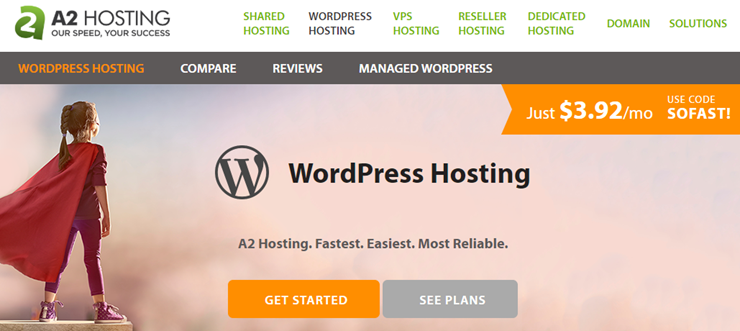 ulasan hosting hosting wordpress a2