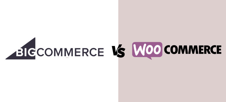 تجارت بزرگ - vs-woocommerce