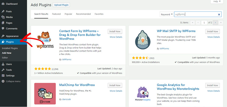 add-wordpress-plugins