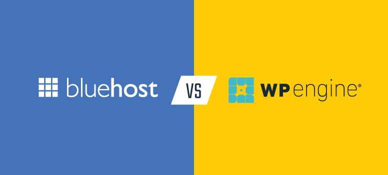 BlueHost Vs Wp Engine
