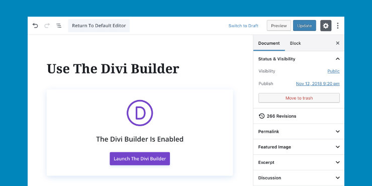 Divi-wordpress