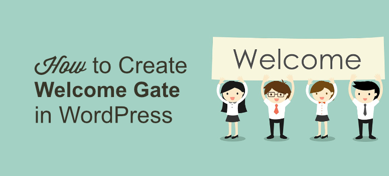 optinmonster, welcome gate, wp welcome gate, lista edificio