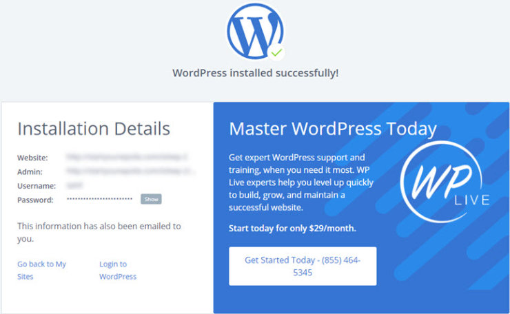host-a-site-wordpress-install