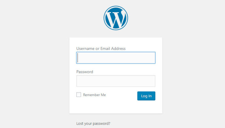 host-a-site-wordpress-login