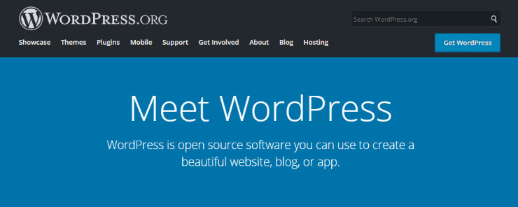 wordpress-make-a-website