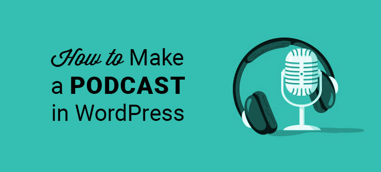 come fare un podcast con wordpress