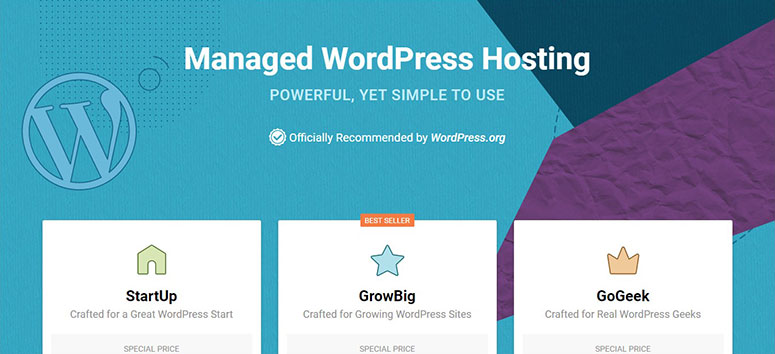 Kod kupon SiteGround untuk Hosting WordPress