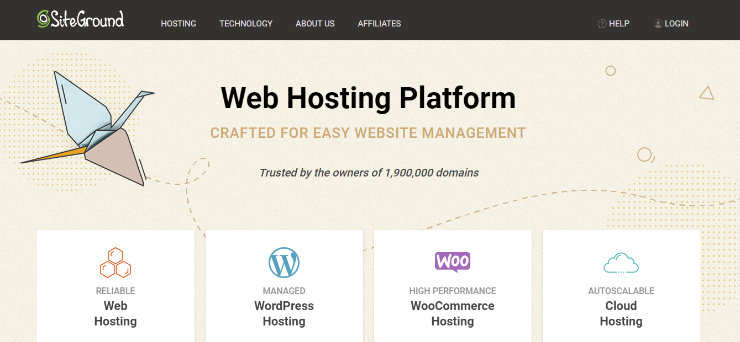 siteground-godaddy-hosting-alternative